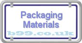 packaging-materials.b99.co.uk